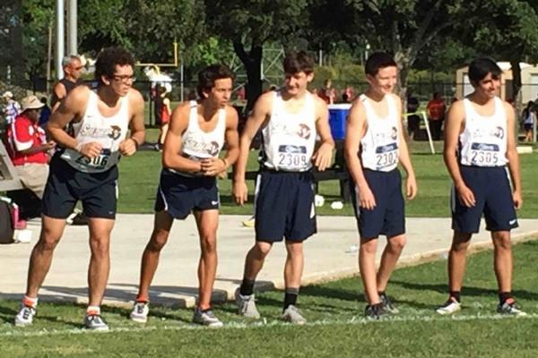 Cross Country Boys Team